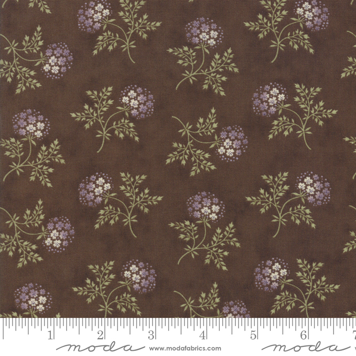 Clover Meadow Earth Brown