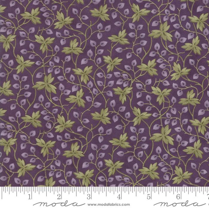 Clover Meadow Purple 2233 12 by Moda