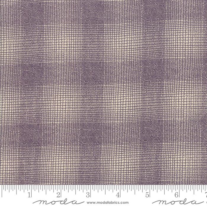 Clover Meadow Ivory Purple