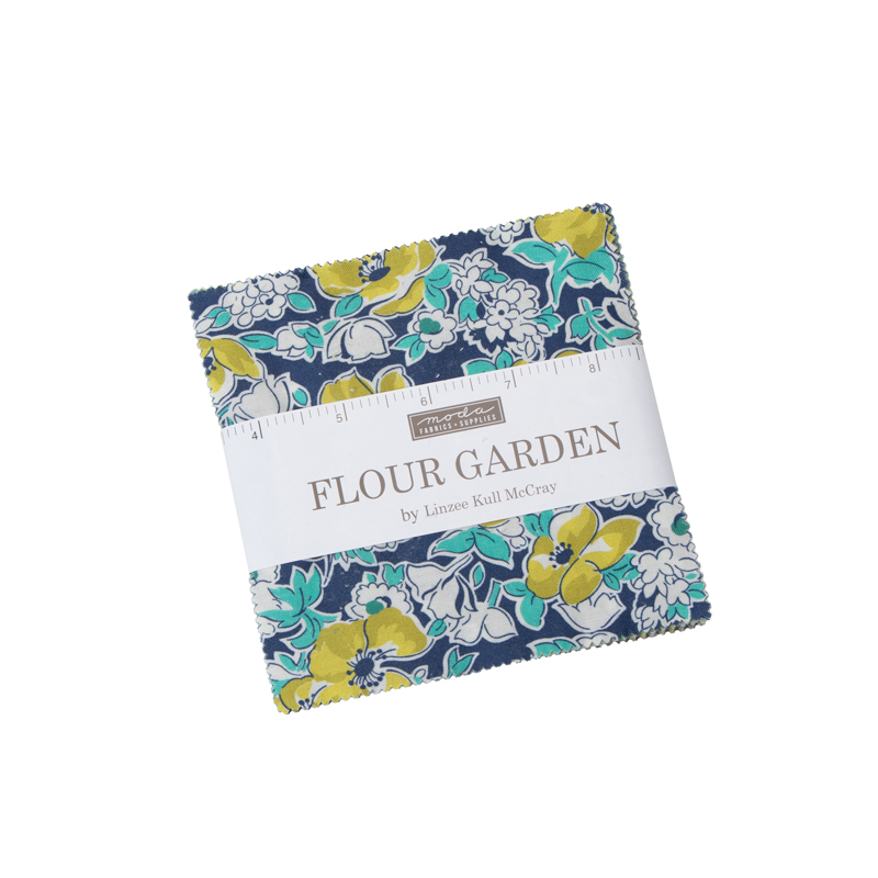 Flour Garden Charm Pack