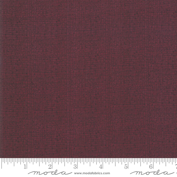 Thatched Burgundy