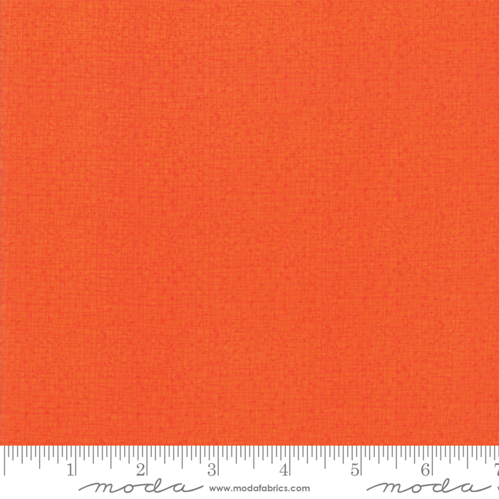 Thatched Tangerine by Robin Pickens for Moda 48626-82