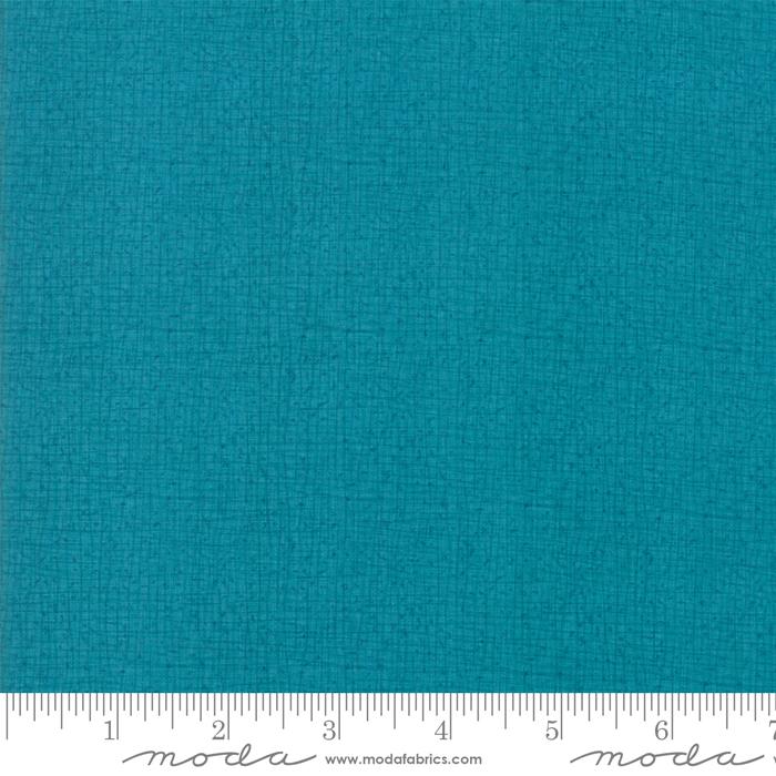 Moda Thatched 48626-101 Turquoise