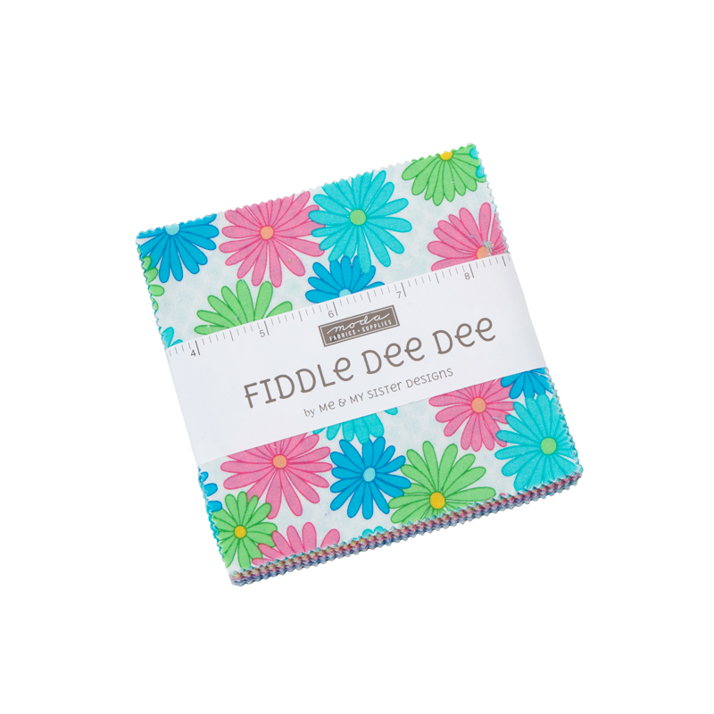 Fiddle Dee Dee Charm Pack