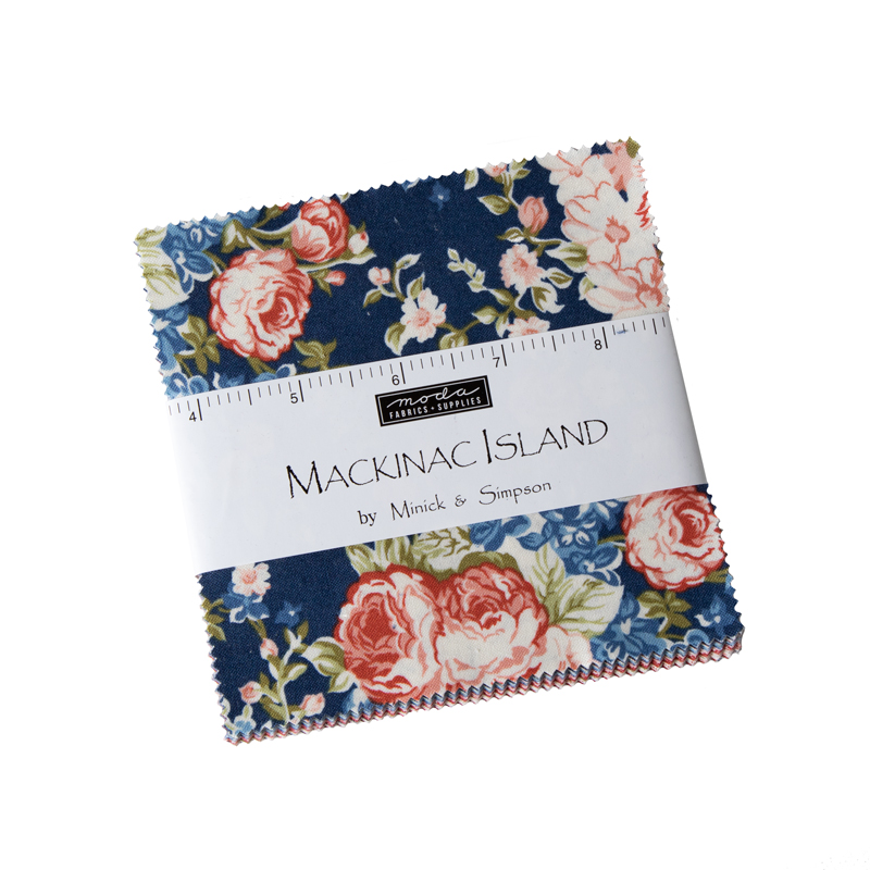 Mackinac Island Charm Pack