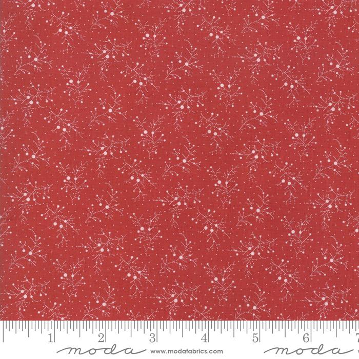 Fabric - Mackinac Island Red - 14894 20