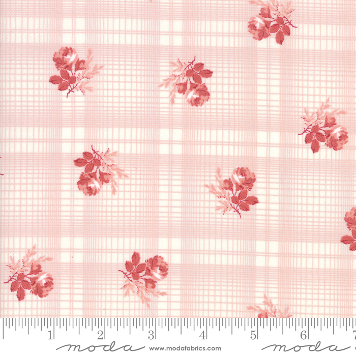 Mackinac Island - Rose Plaid
