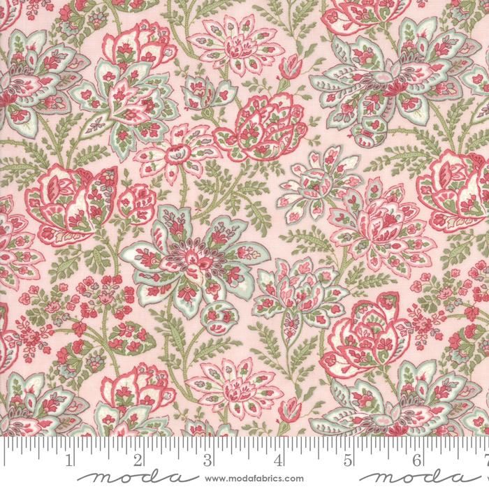 Rue 1800 Rose Medium Multi Floral