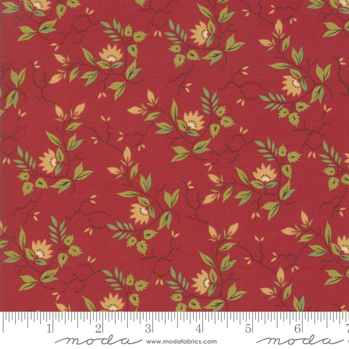 Glad Tidings Turkey Red