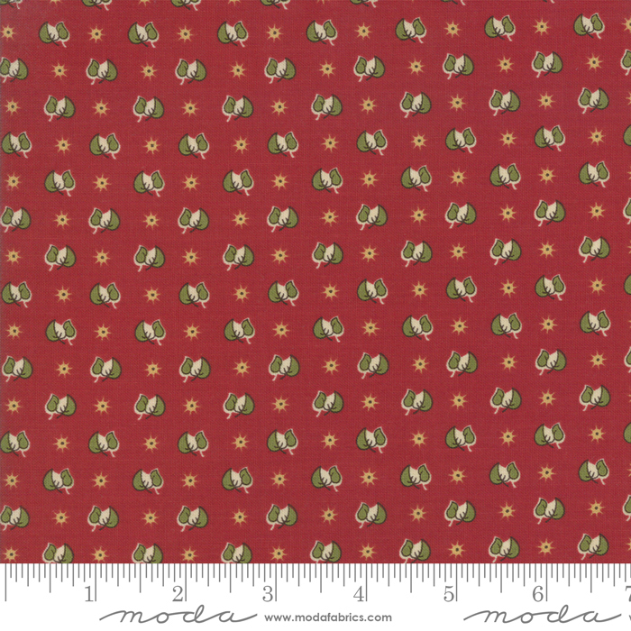 Glad Tidings Turkey Red 38098 11