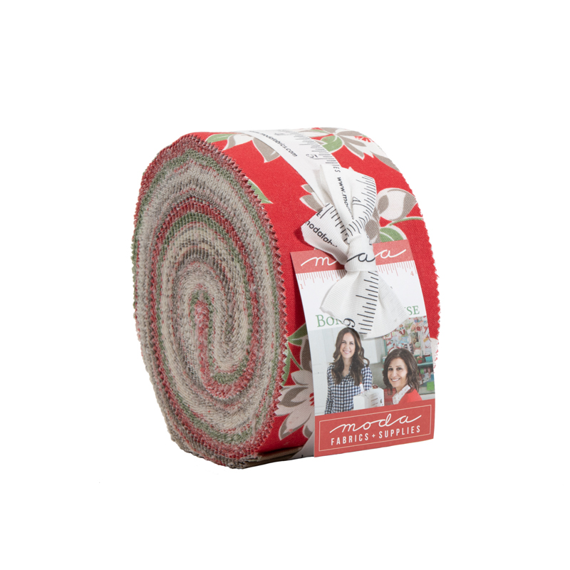 At Home Jelly Roll Red