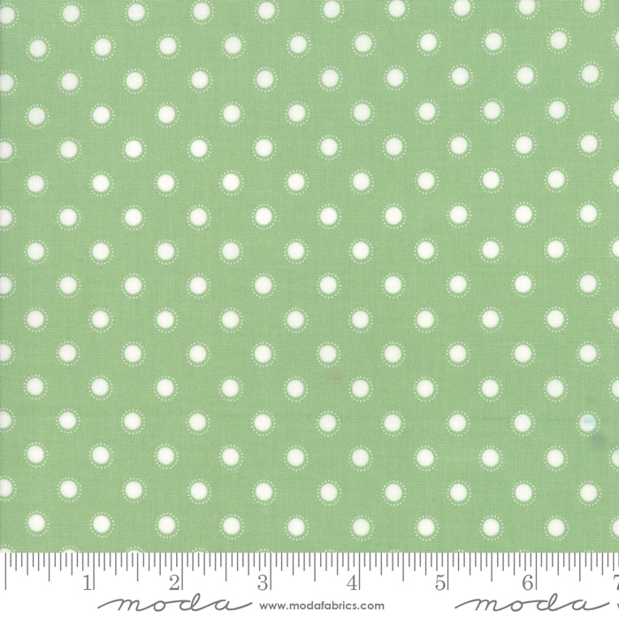 Bloomington Sage Dots #5114 17