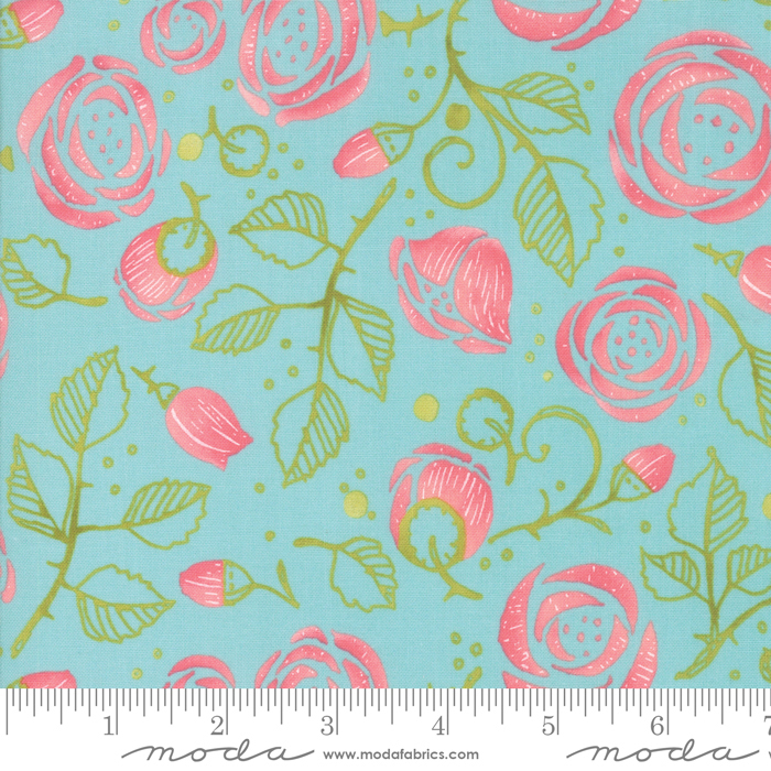 Abby Rose- Seafoam 48671-15