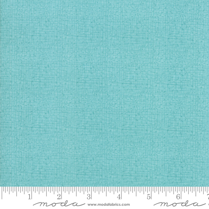 Abby Rose Thatched Seafoam