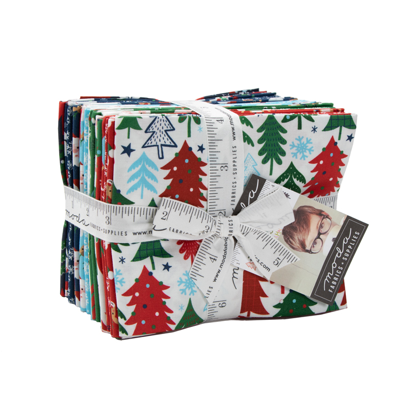 Jolly Season Fat Quarter Bundle