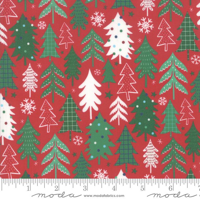Jolly Season Trees Cheery