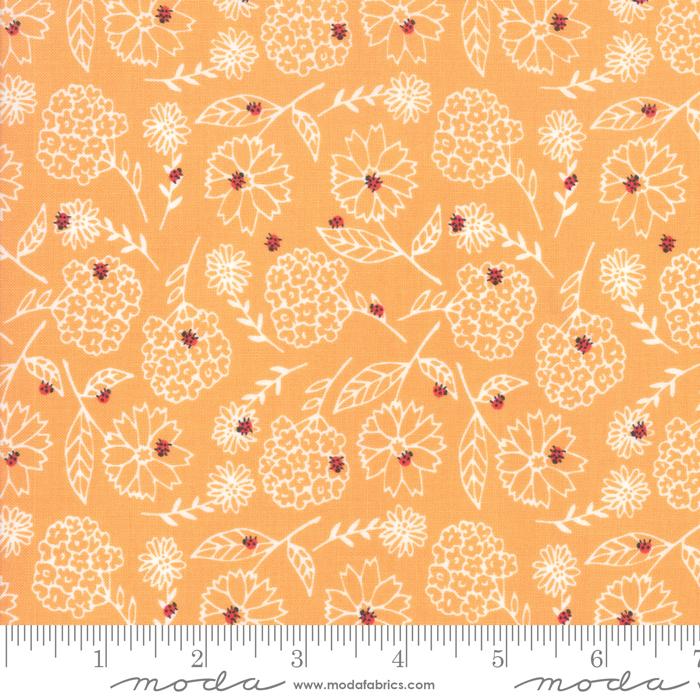 Sunday Picnic Orange 20676 22