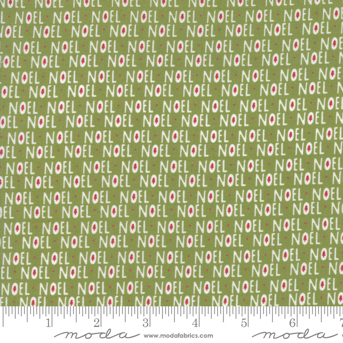 The Christmas Card Green 5771 12