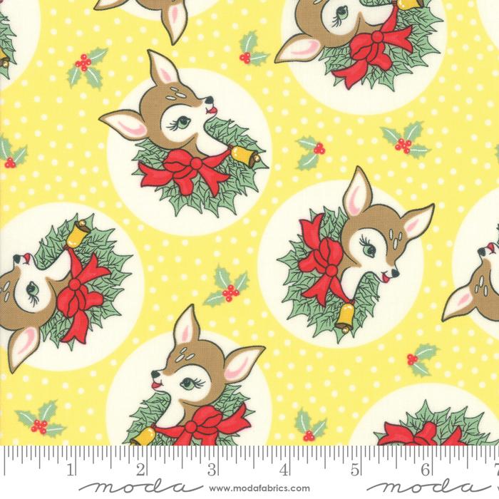 Deer Christmas Twinkle Main