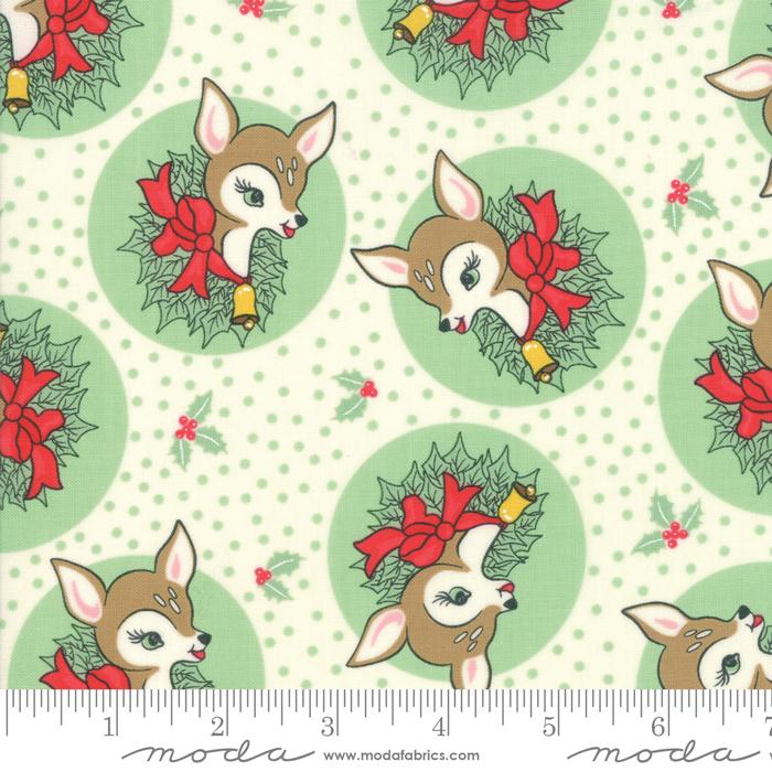 Deer Christmas Spearmint