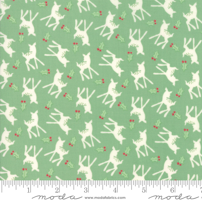 Deer Christmas Spearmint Small Deer - 31164-14