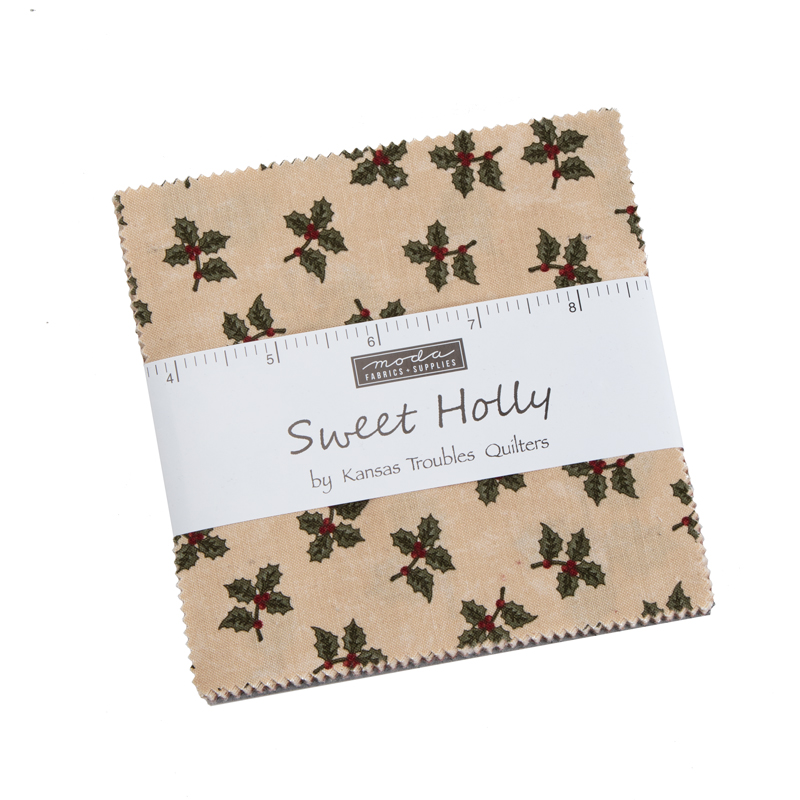 Sweet Holly Charm Pack