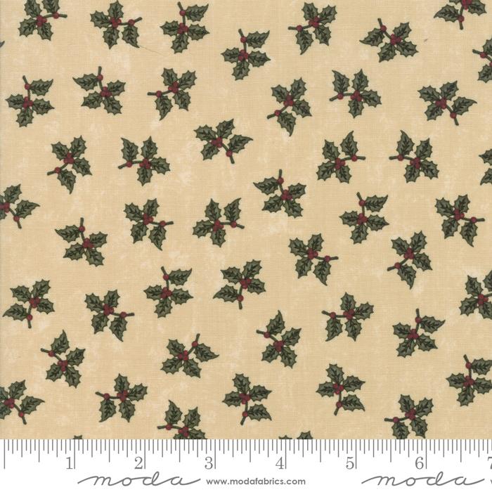 Sweet Holly by Kansas Troubles - Holly -Tan - Moda 9631 11