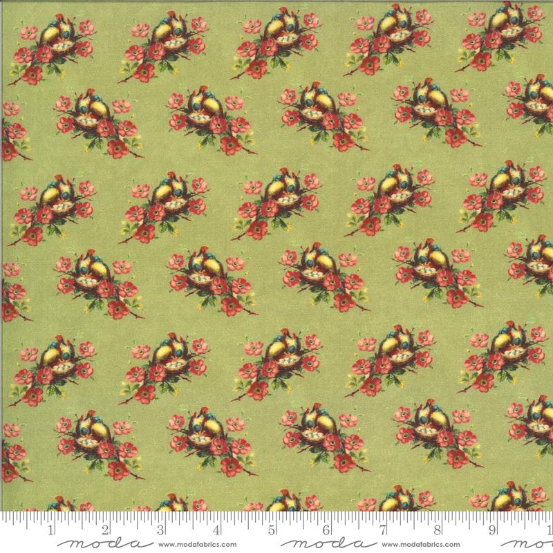 Flea Market Mix 57355D-14 Pistachio