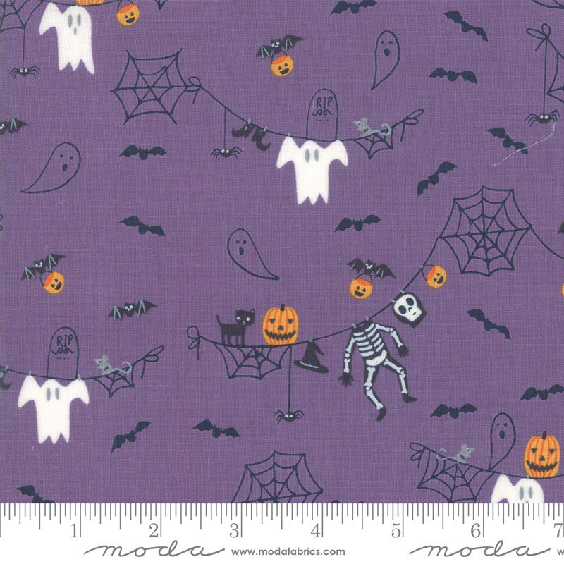 Ghouls Goodies Spooky Clothesline Witches Brew