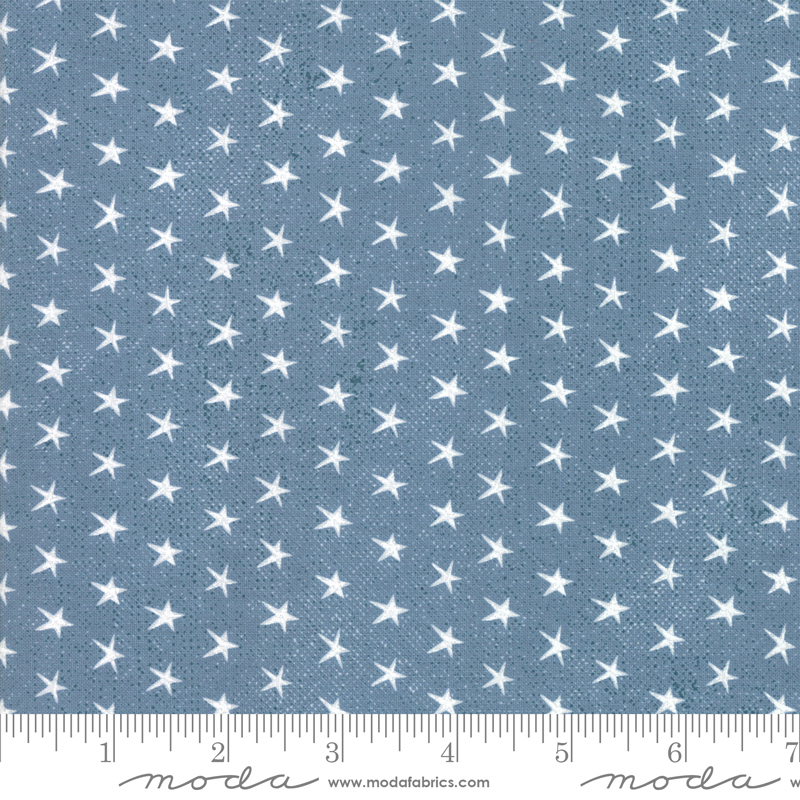 Branded 5781-16 Blue Jean by Sweetwater for Moda Fabrics