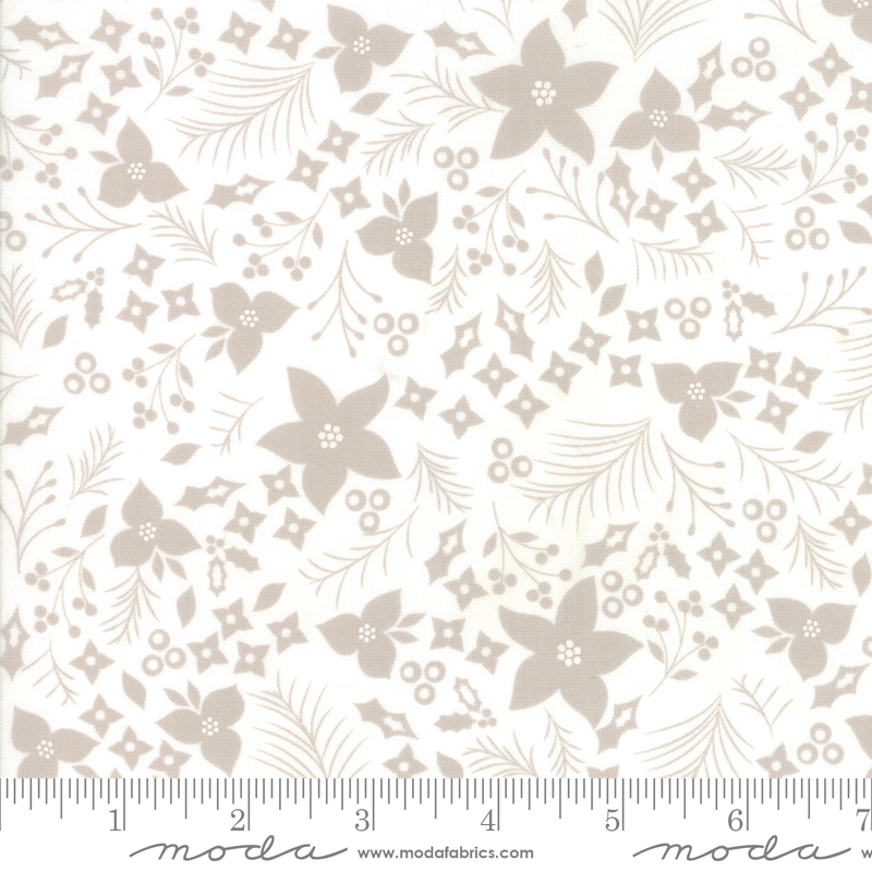 Holliberry Snow Med. Floral