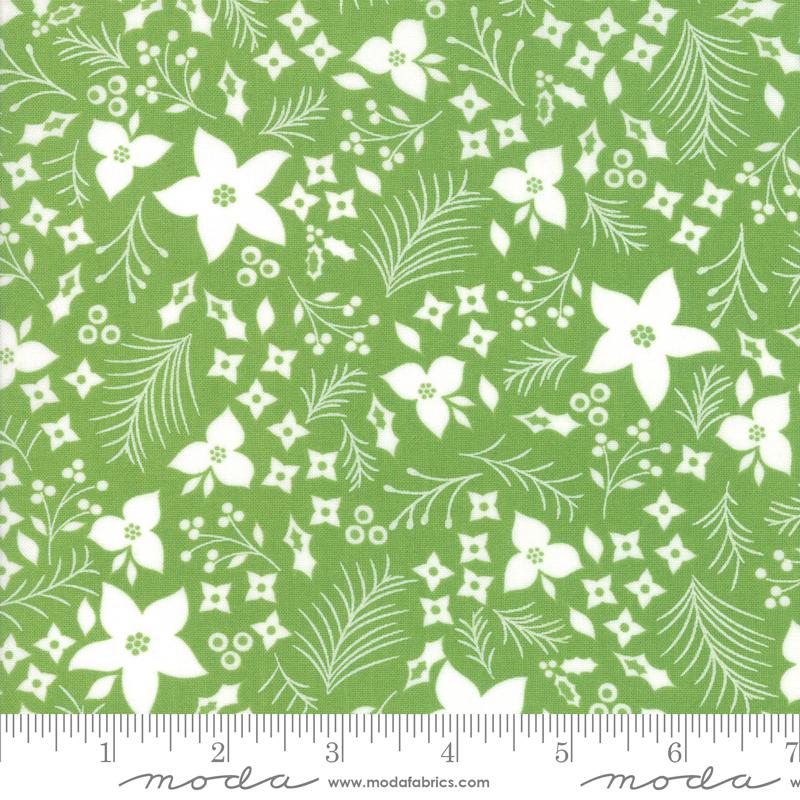 Holliberry Garland - Christmas Flowers