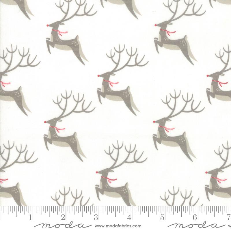 Northern Light - Oh Deer, Snow - by Annie Brady for Moda Fabrics