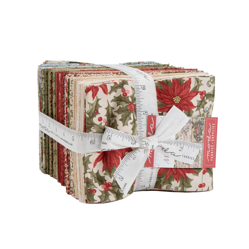 Marches De Noel Half Yard Bundle 36pcs