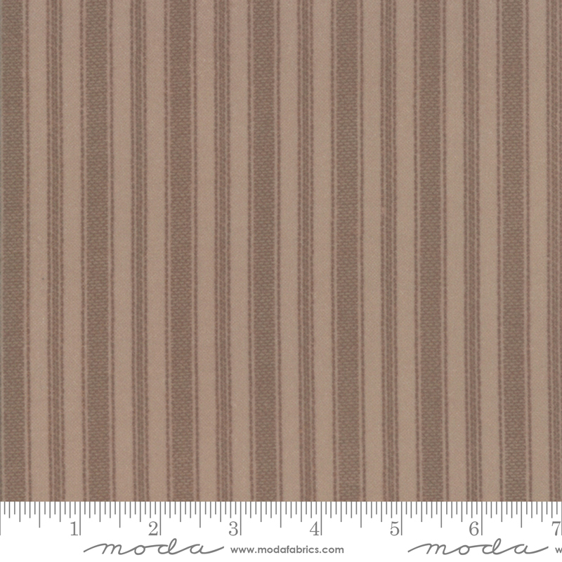Farmhouse Flannels II Toast Stripe  49101 15F