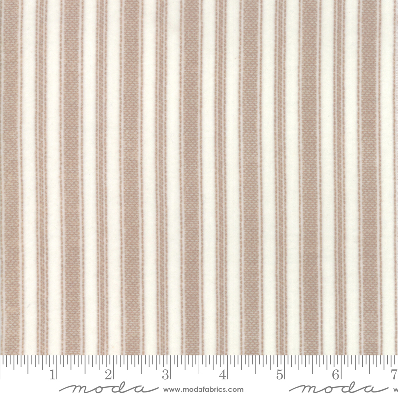 Farmhouse Flannels II Cream Toast 49101 17f