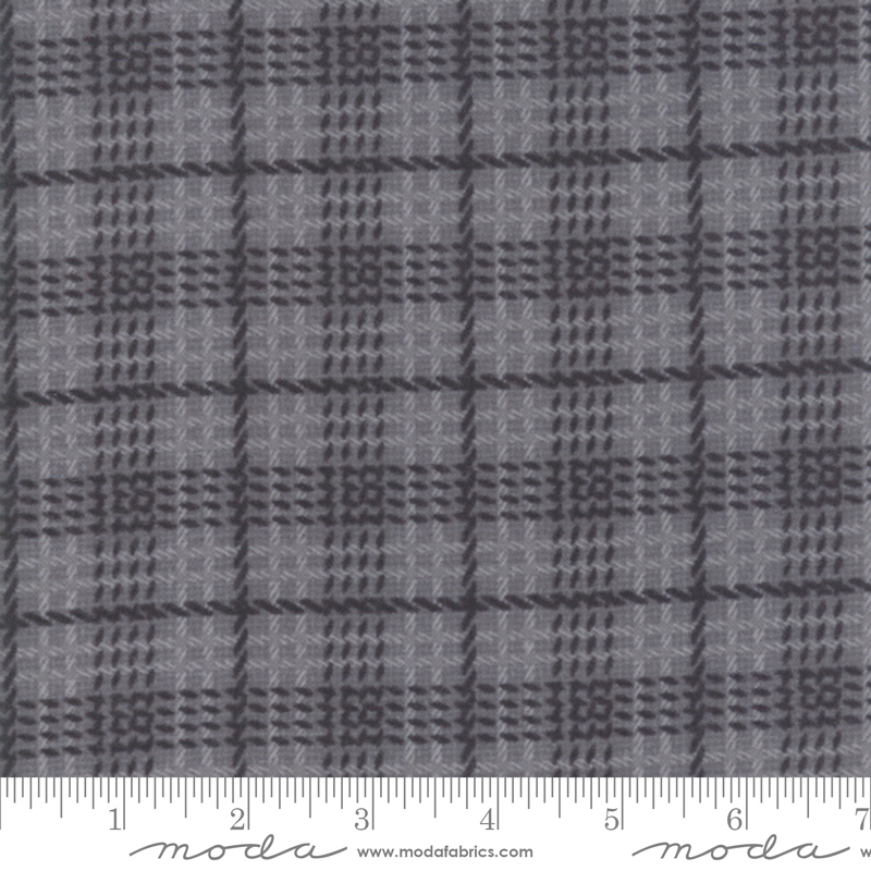 4910213F Farmhouse Flannels II Graphite