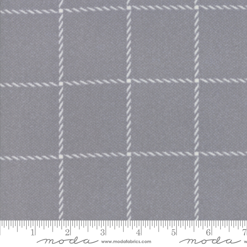 Farmhouse Flannels II Steel 49103-12F