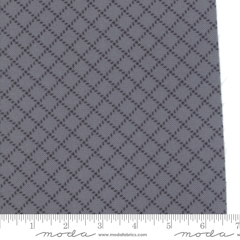 Farmhouse Flannels II Graphite 105 13f