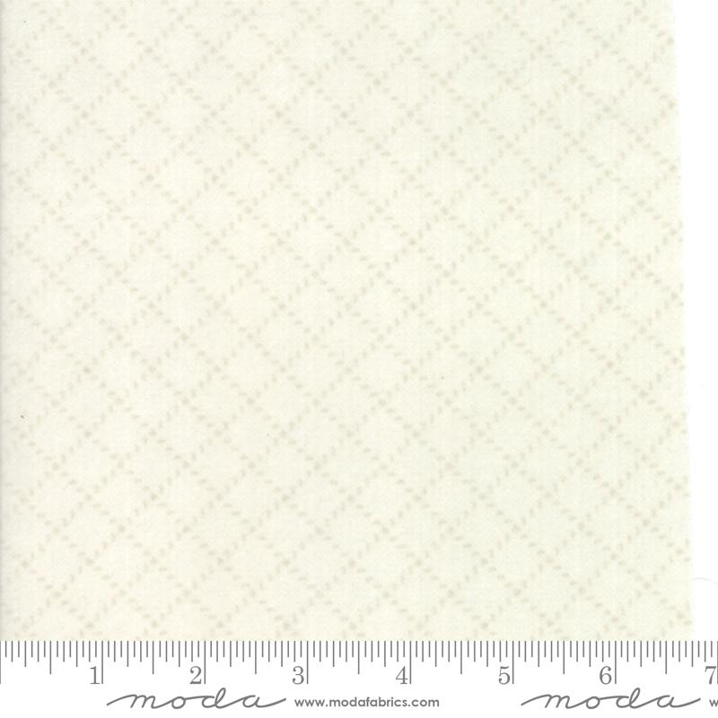 Farmhouse Flannels II Tan Cream 49105 27F