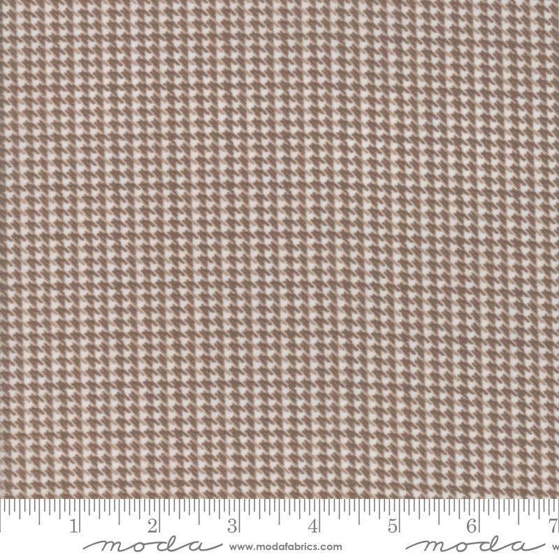 Moda Farmhouse Flannels II 49106-15F Toast