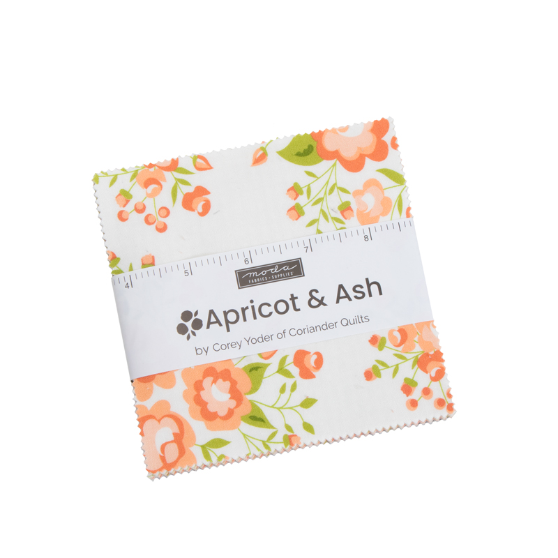 Apricot Ash Charm Pack