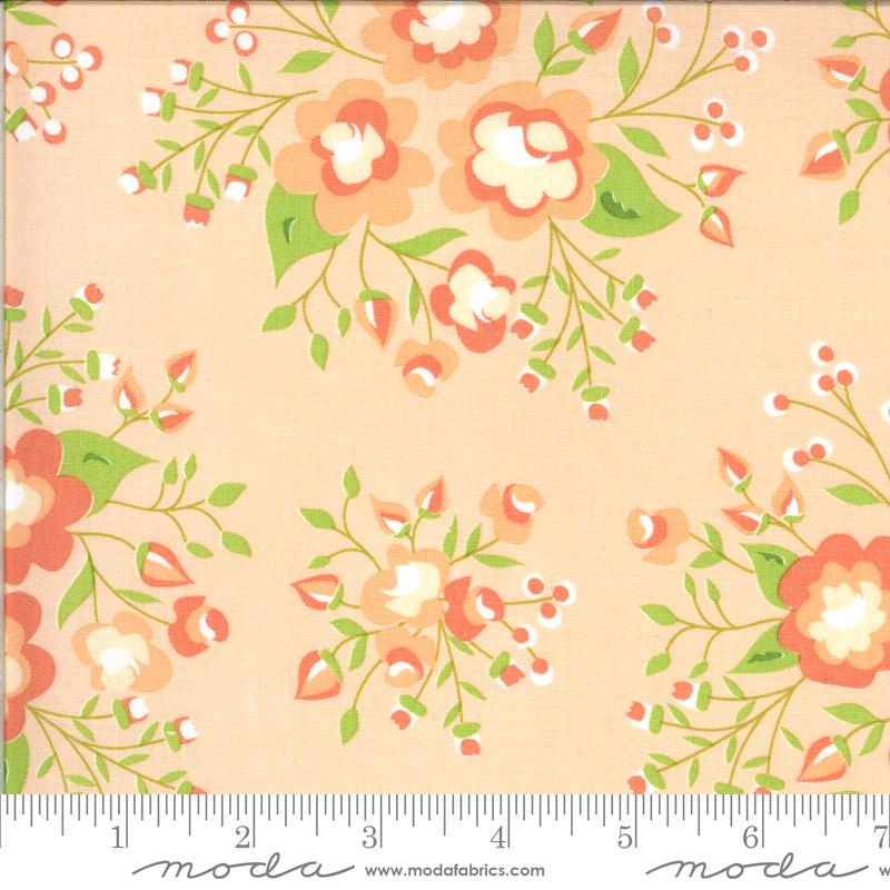 Apricot & Ash Apricot (29101 14) designed by Corey Yoder
