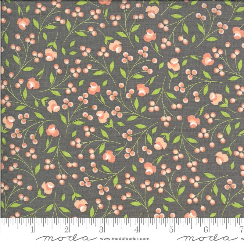 Apricot & Ash fabric