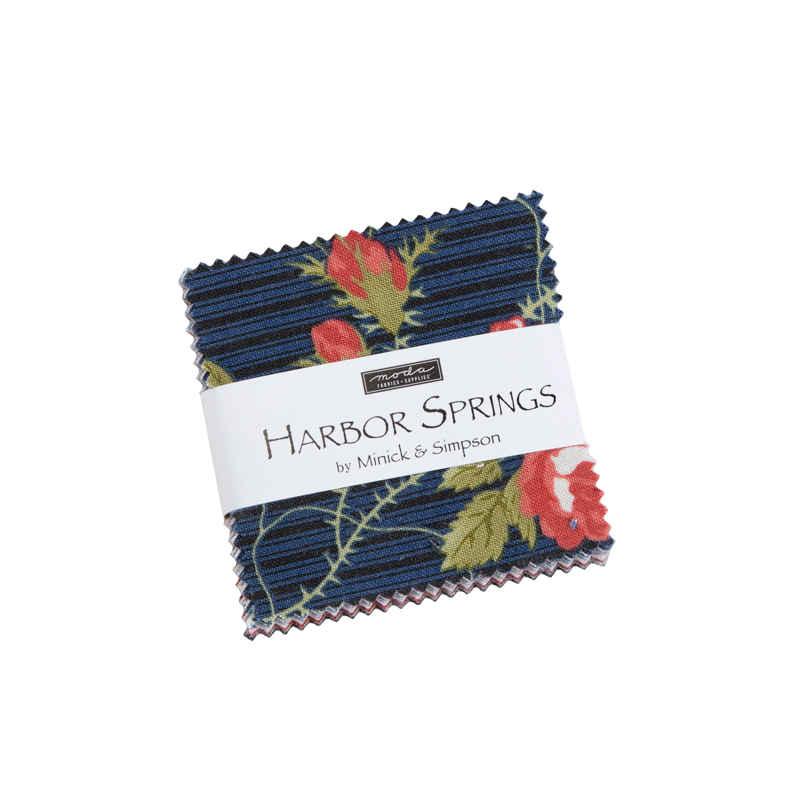 Harbor Springs Mini Charm