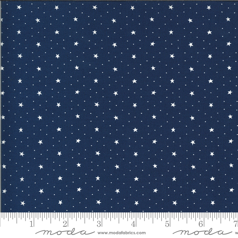 Harbor Springs -  Navy w/stars