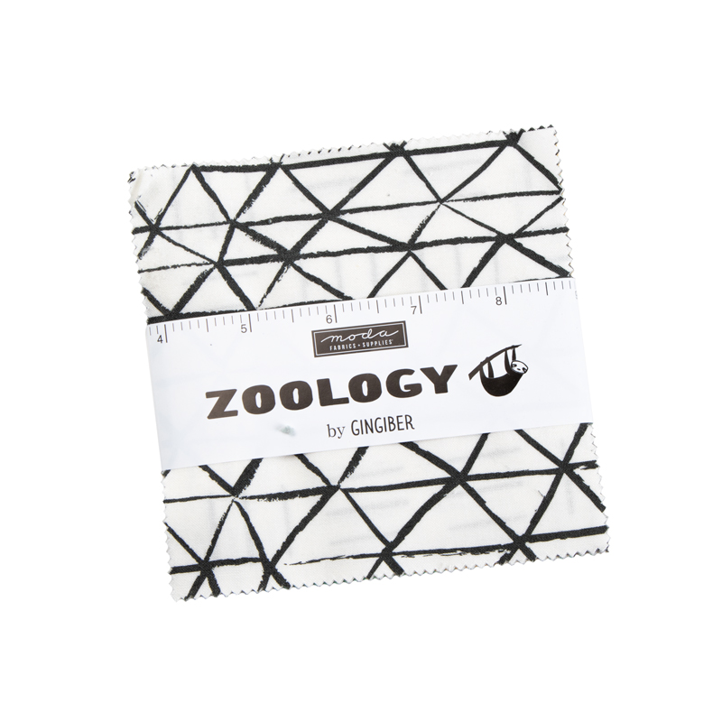 Zoology Charm Pack