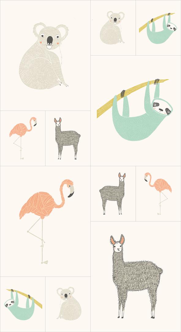 Panel - Zoology Small