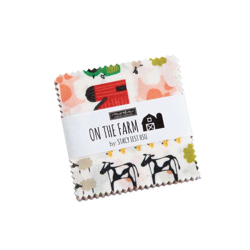 On The Farm Mini Charm