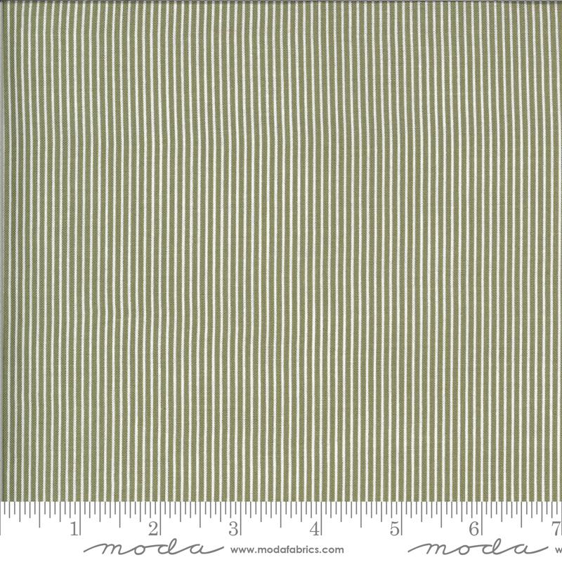 Folktale Skinny Stripes Olive